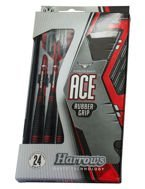 Rzutki Harrows Ace Steeltip gR + GRATIS