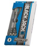 Rzutki Harrows Black Jack Softip gK + GRATIS