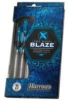 Rzutki Harrows Blaze Steeltip gR + GRATIS