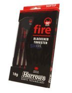 Rzutki Harrows FIRE Softip Style C