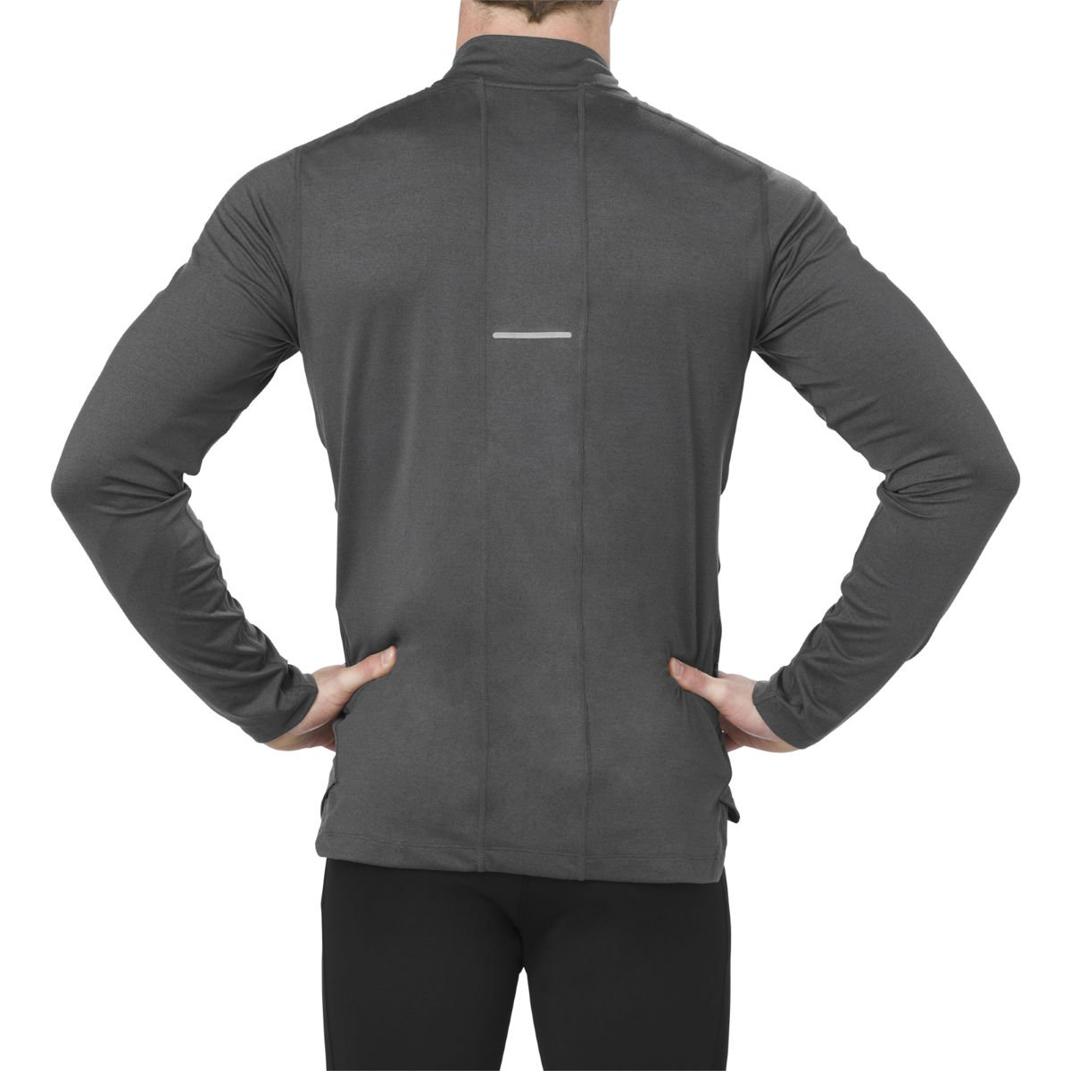 Bluza do biegania Asics Jersey LS 12 ZIP 154589 0773