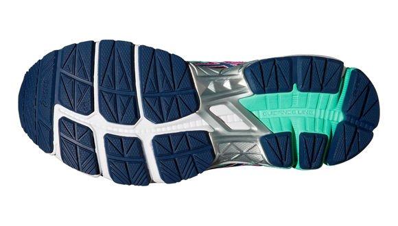 Buty biegowe Asics GT 1000 4 W T5A7N 7049 Profesjonalny