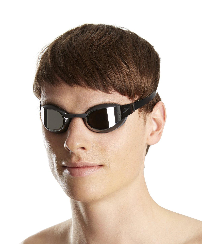 Granjero Confidencial Exclusión  Okularki do pływania Speedo Fastskin3 Elite Goggle Mirror Black/Smoke