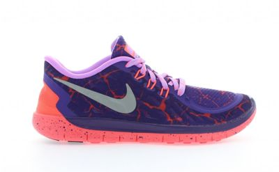 Buty do biegania Nike Free Run 5.0 Lava GS