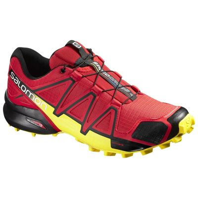 Buty trailowe Salomon Speedcross 4 381154