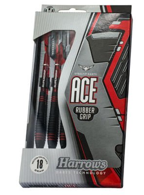 Rzutki Harrows Ace Softip 16gR + GRATIS