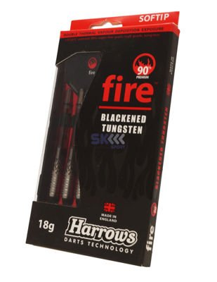 Rzutki Harrows FIRE Softip Style B